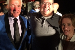 Sal & Lisa Scognamillo owners of World Famous Patsy`s NYC