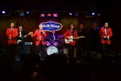 The Jersey Four at BBKings