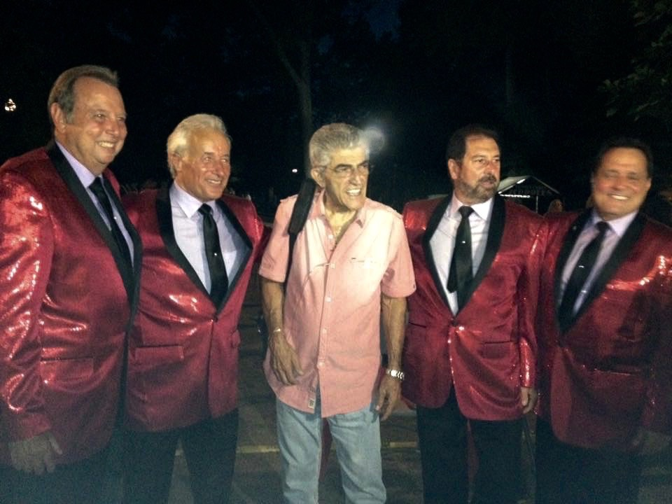 Actor, Musican Frank Vincent & Jersey Four Cast Members