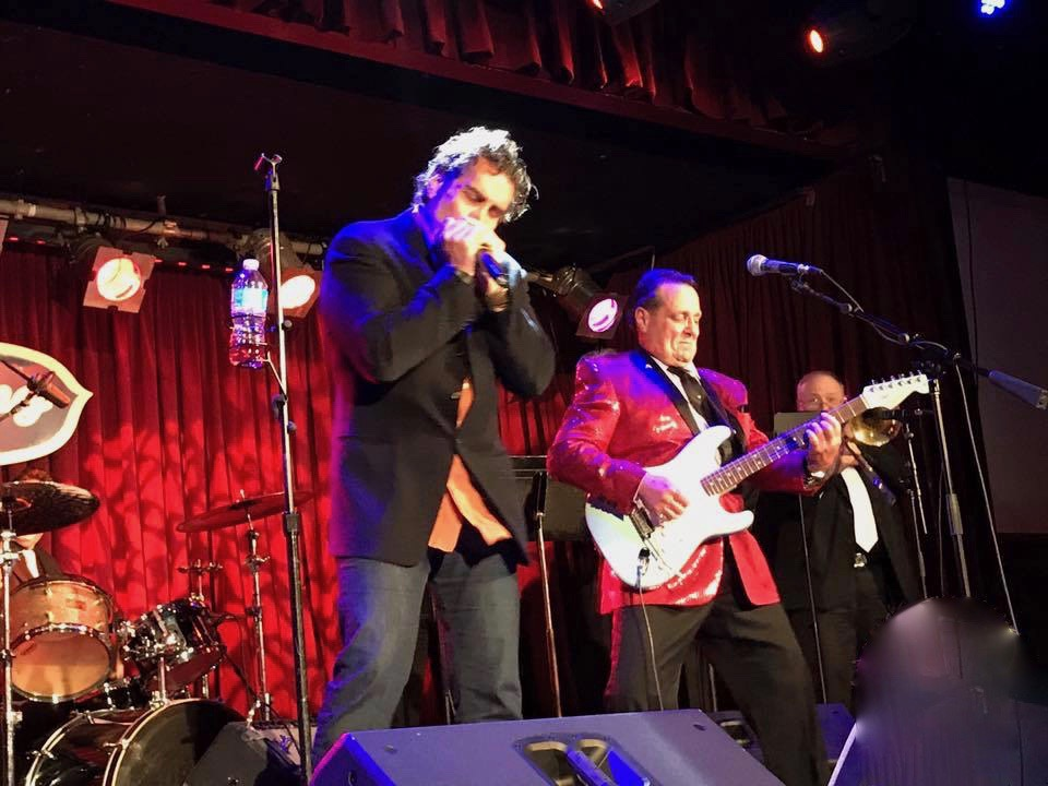 B.B. KING'S Seve Esposito & The Jersey Four