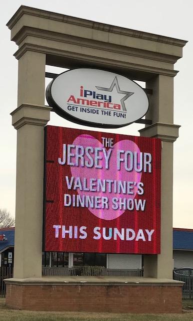 Valentine`s Show at iPlay America