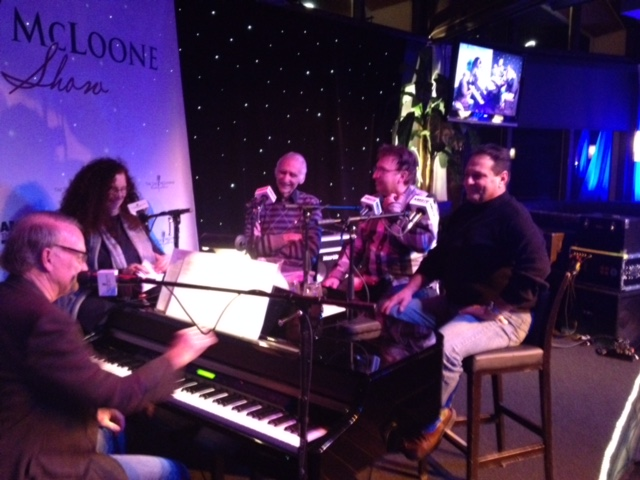 Joe Long & Jersey Four answering questions on Tim McLoone`s Radio Show