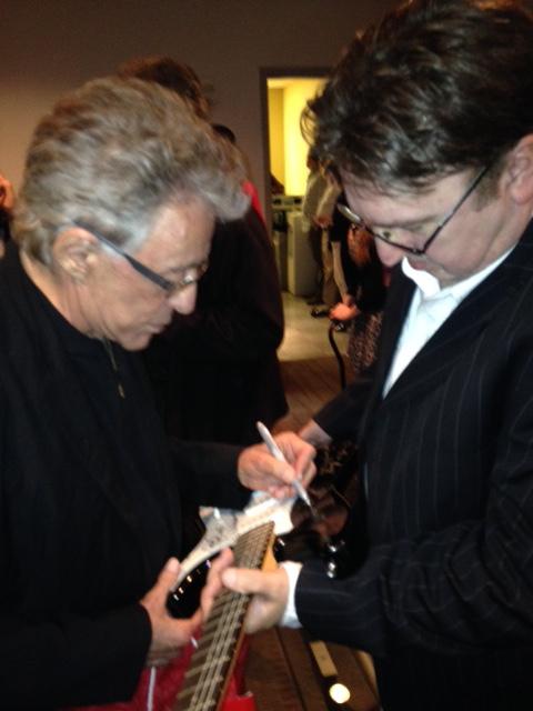 Frankie Valli & Tony Newell