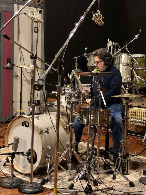 Anthony Newell (Drums)