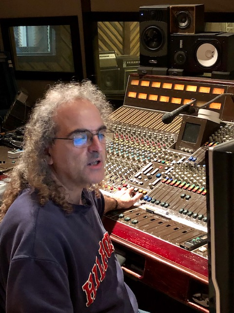 Master Recording Engineer Joseph DeMaio