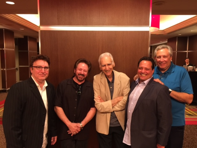 Joe Long, Mike Candito, Big Vinny & Jersey Four