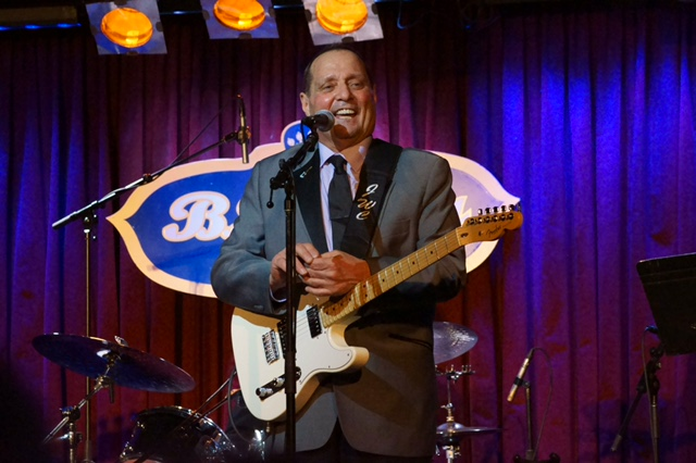 Jersey Four cast member Joseph Cilento at BBKIngs