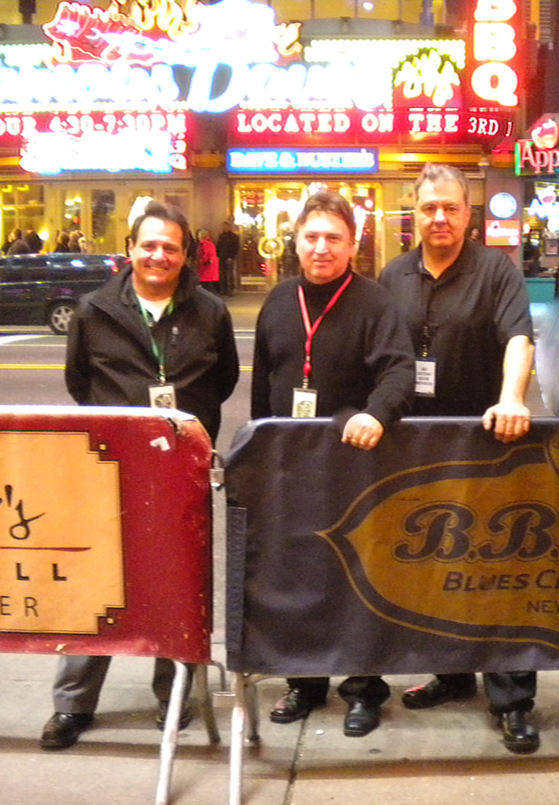 Show Stopper at BB Kings in New York City