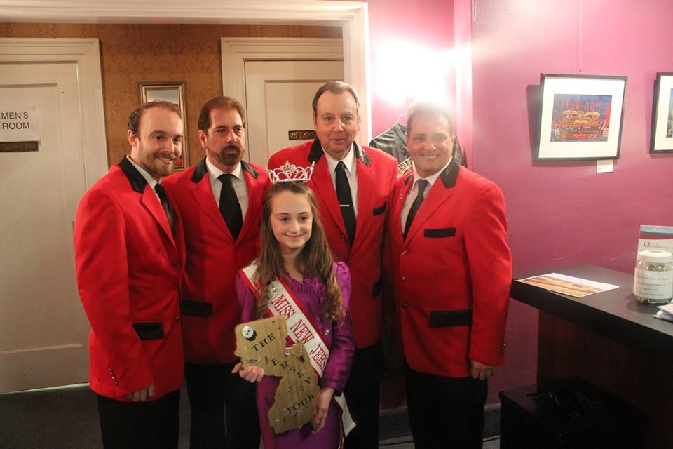 Little Miss N.J. and Jersey Four Cast Members