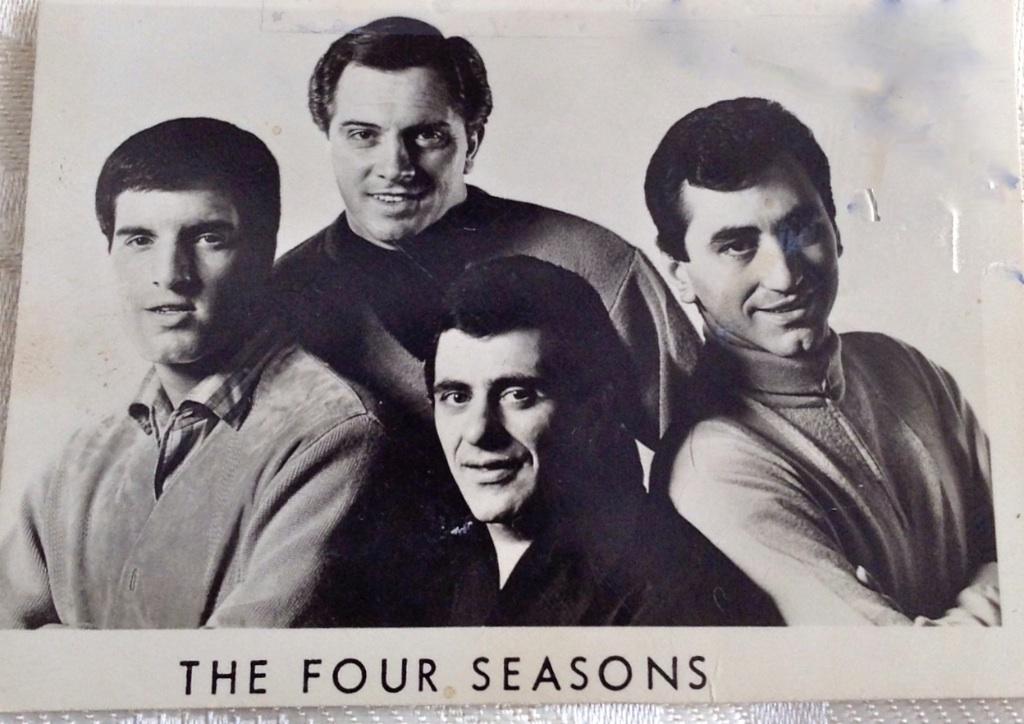 Mr. Joe(LaBracio) Long of The Four Seasons & The Jersey Four