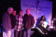 Jersey Four & Joe Long Guest on Tim McLoone`s Radio Show