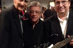 Joe Long, Frankie Valli, Tony Newell