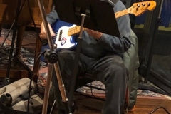 Eddie Aponte (Bass Guitar & Vocals)