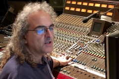 Master Recording Engineer Joseph DeMaio