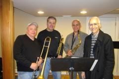 Jersey Bounce Horns and Musical Director Joe Long
